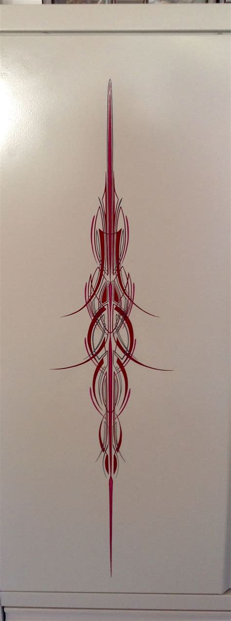 tattoo pinstripe designs 25 best ideas about pinstriping designs on