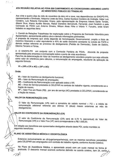 AÇÕES JUDICIAIS - ATAS   SINDPD-PR