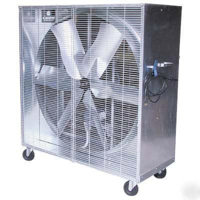 high cfm box fan 48 quot fan industrial com l box style 1 hp 20 679 cfm