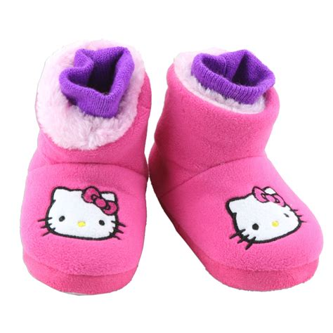 hello boot slippers wholesale children s clothing hello plush