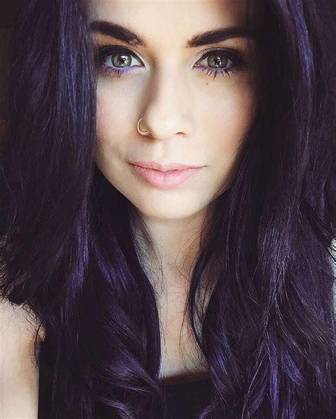 pravana violet hair color pravana blue and violet hair color hair bunte haare