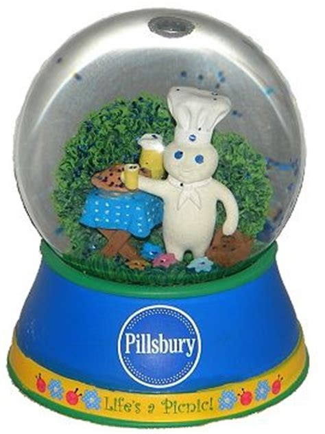 process of manufacturing snow globe 154 best images about pillsbury doughboy on