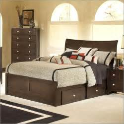 Queen Captains Bed Home Design Interior Decor Home Furniture