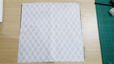 cara membuat abstrak ta cara membuat sarung bantal sofa arlie percetakan kain