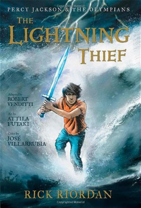 percy jackson and the lightning thief book report the lightning thief by rick riordan book review of