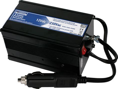 Inverter 150 Watt B 12 150 Colokan Charger Aki Mobil Kbm Handal 12volt 150watt modified sine wave inverter solar panels