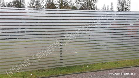 schoolbordfolie gamma statische raamfolie horizontale strepen 90cm