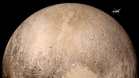 what is the color of pluto new horizons reveals hazy skies on pluto beautiful true