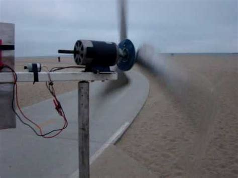 diy wind turbine permanent magnet generator