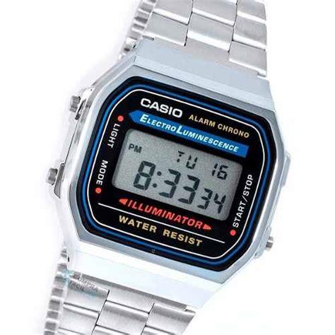 reloj casio a 168