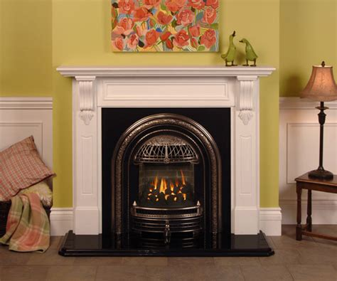 Coal Fireplace Surrounds by Gas Inserts Are Stoves That Are Inserted Into An Existing