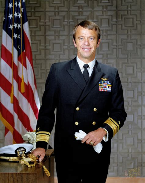 rear admiral larry chambers usn american to command an aircraft carrier books admiral alan b shepard jr usn academy of achievement