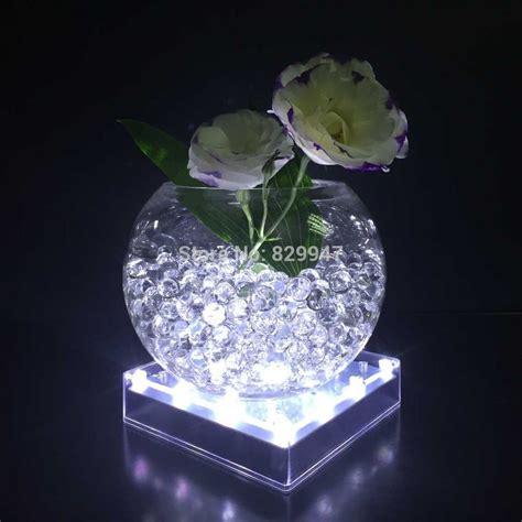 led light base for centerpieces popular square led light base buy cheap square led light