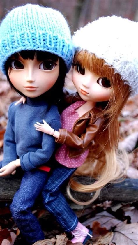 wallpaper of couple dolls dolls pictures images photos