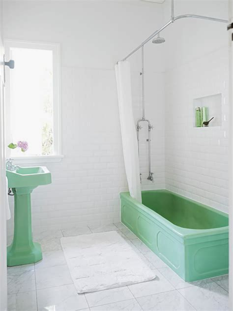 mintgreen bathrooms door sixteen