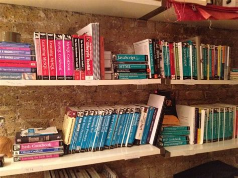 programmers bookshelf 28 images nestoria graduate