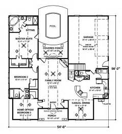 simple one floor house plans one story house plans simple one story floor plans single