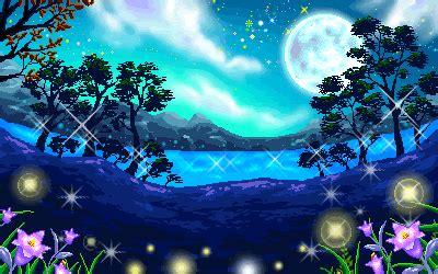 imagenes de lindo paisaje con movimiento im 225 genes de gifs animados de paisajes gifs animados