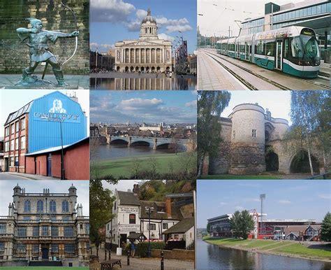in nottingham file nottingham montage jpg wikimedia commons