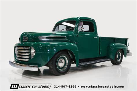 truck car ford 1949 ford f1 car studio