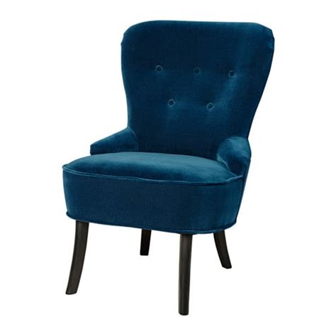 Ikea Sessel Blau remsta sessel djuparp dunkel gr 252 nblau ikea