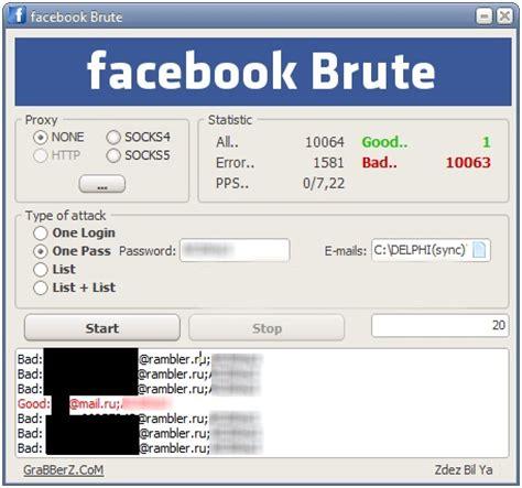fb hack tool five ways to hack facebook accounts