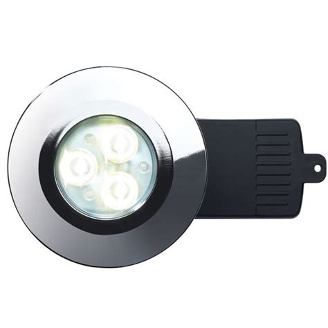 Lu Led Downlight 7 Watt halers 7 9 watt warm white chrome led