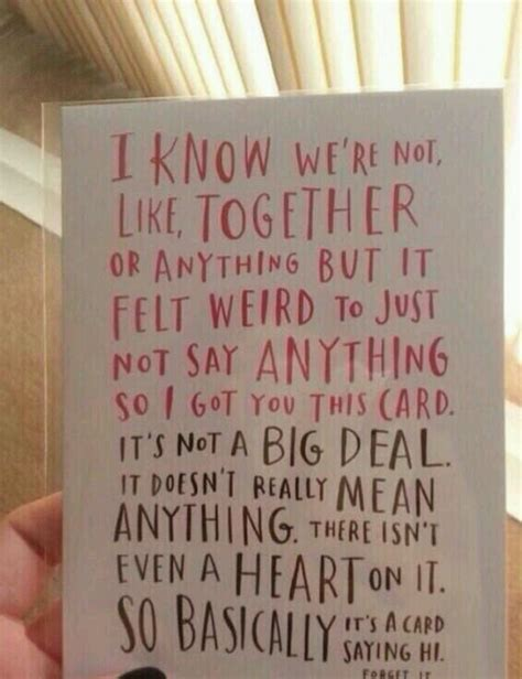 awkward valentines card awkward dating card by emily mcdowell i by
