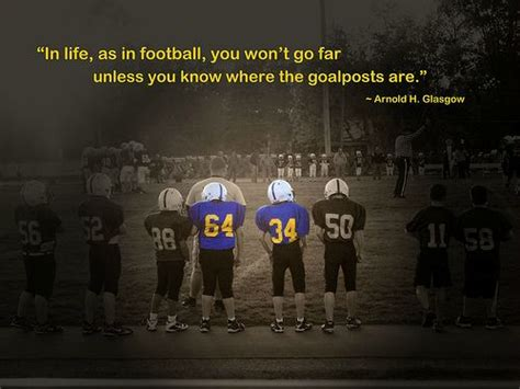 a life in football 88 best images about inspirational football quotes on football high football