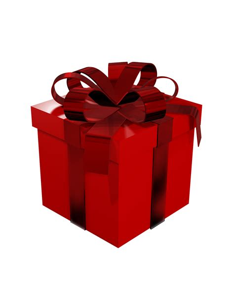 Is There A Way To Get Free Gift Cards - red gift box clipart