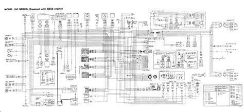wiring diagrams mq patrol