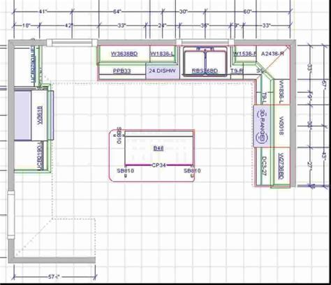 www kitchen layout design com kitchen layout island 7925