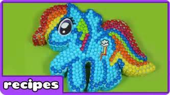 ultimate my little pony rainbow dash m amp m cake recipe birthday cake decorating for beginners