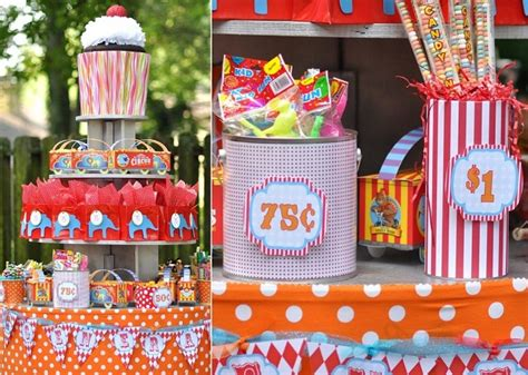 carnival theme party 50th birthday party ideas classic carnival birthday party celebrations at home