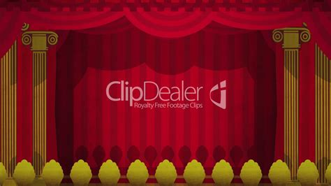 green screen curtain theatre curtains green screen royalty free video and