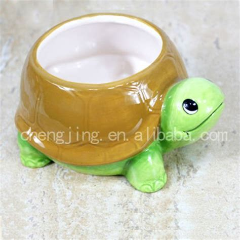 animal pots ceramic animal flower pot buy animals flower pot