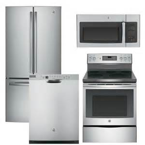 4 kitchen appliance package stainless steel package 10 ge appliance package 4 piece appliance