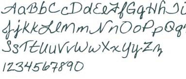 Fancy letter fonts font freak fancy pants