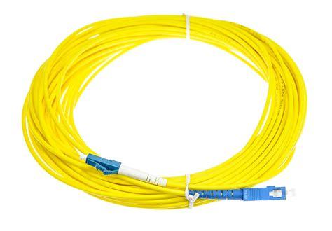 Lc Upc Fc Upc 15m Sx Patch Cord Fo Optical Fiber Optik Patchcord patchcord światłowodowy sc upc lc upc sm simplex 15m