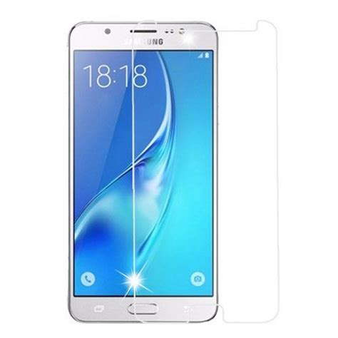 Tempered Glass 9h Samsung Galaxy J7 Prime Duos Anti Gores Kaca samsung galaxy j7 2017 tempered glass 9h 2 5d
