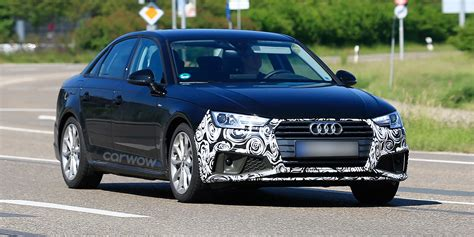 Audi A4 B10 2020 by 2019 Audi A4 Facelift Price Specs Release Date Carwow