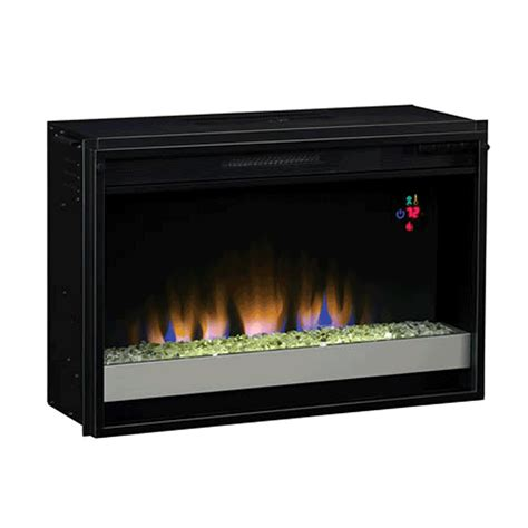 classic 26 electric fireplace insert with remote