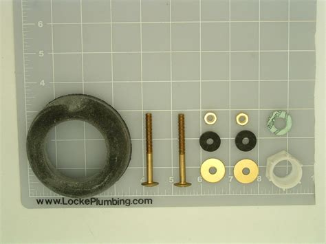 toilet tank 4037 american standard tank to bowl coupling kit with small