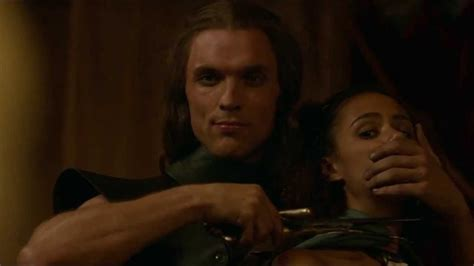khaleesi bathtub scene game of thrones s03e08 daario naharis join forces with