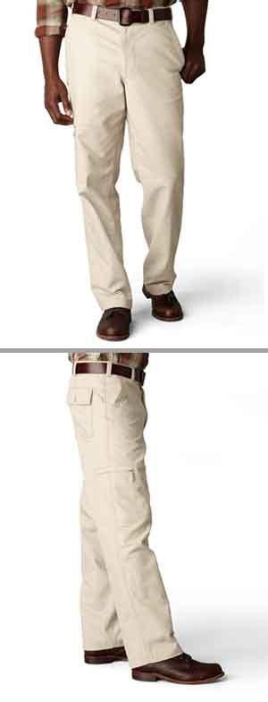 dockers d3 comfort waist cargo pants dockers men s comfort cargo d3 classic fit flat front pant