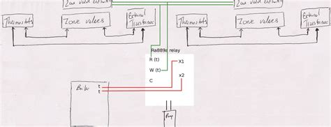 honeywell ra832a wiring diagram 31 wiring diagram images