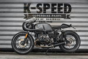 k speed bmw r100 retro cafe racer return of the cafe racers