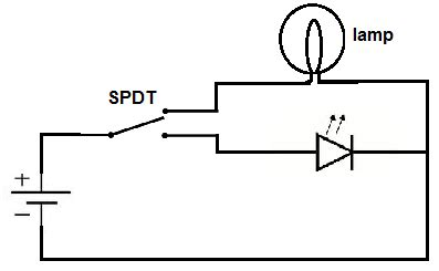 what does a single pole switch look like wiring diagram