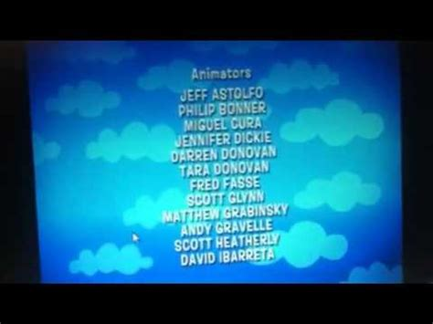 Backyardigans End Credits The Backyardgans New Ending