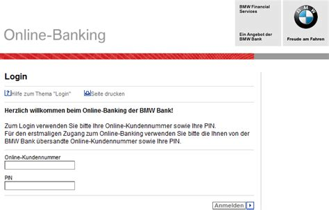 www mercedes bank de unter login bmw banking